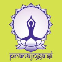 Pranajoga Logotip